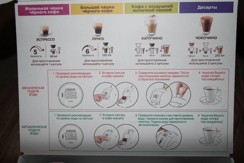 Какие капсулы для каких кофемашин