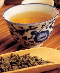 Чарующий зеленый узбекский чай 95