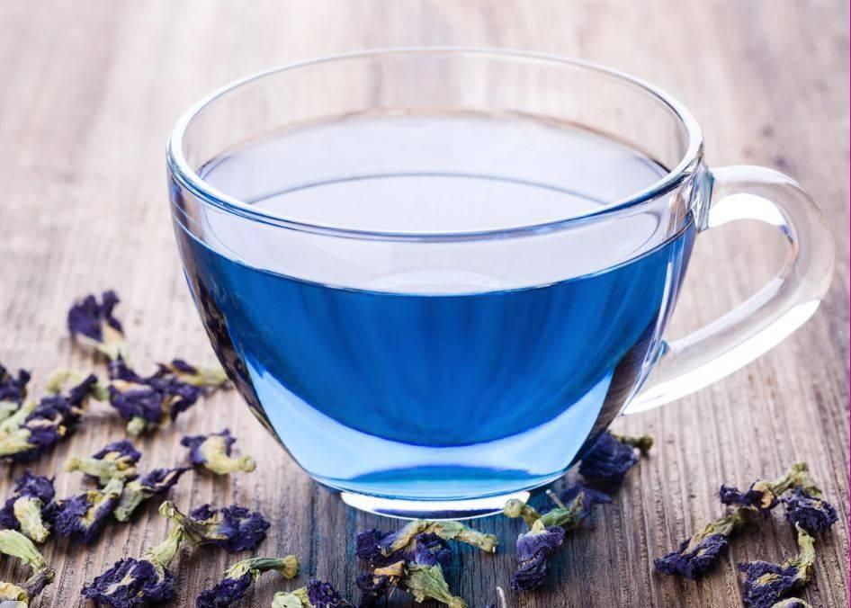 Чай синий тайский: описание, полезные свойства и как заварить