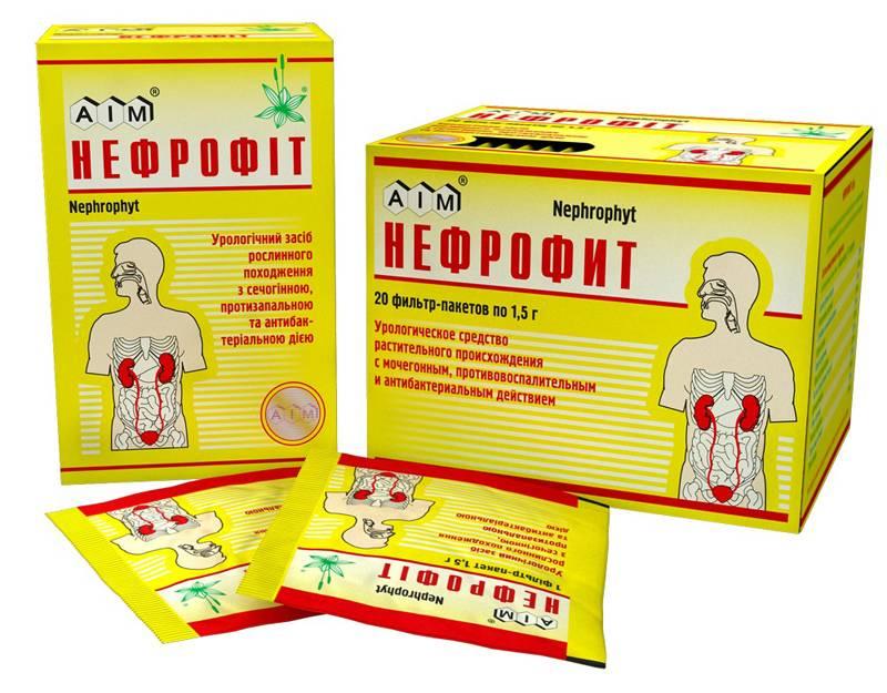 Нефрофит, инструкция по применению почечного чая