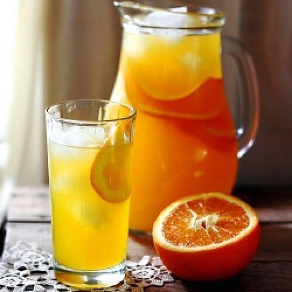 Фанта из абрикосов на зиму - 5 рецептов компота с апельсином