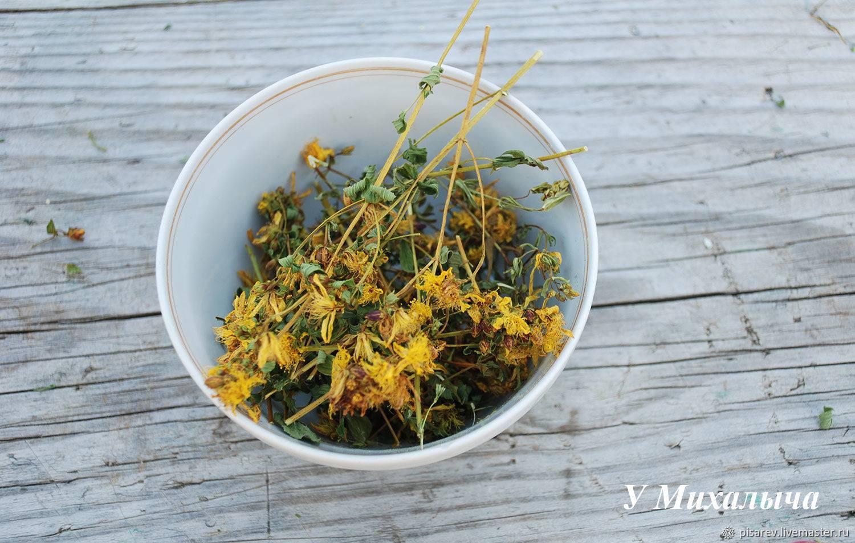 Сбор и сушка лекарственных трав и полевых цветов