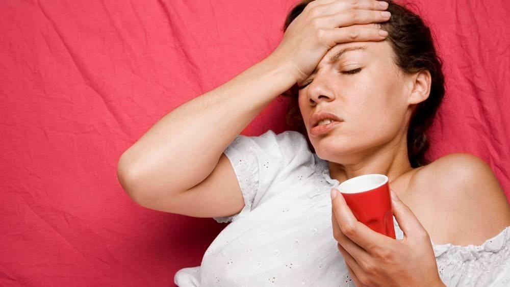 Кружится голова после кофе: влияние кофе на сосуды головного мозга