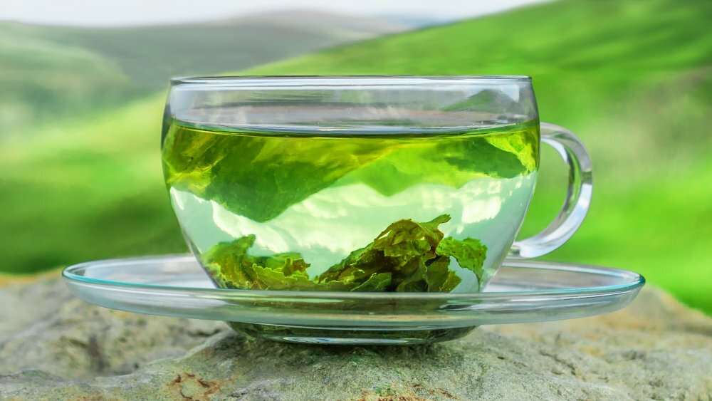 Свойства зеленого чая
