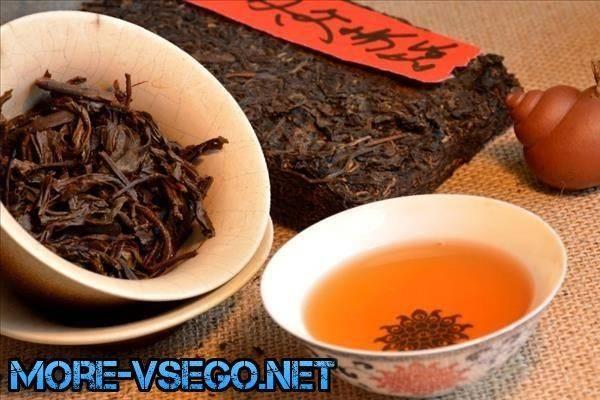 Чай пуэр: полезные свойства, противопоказания, косметология