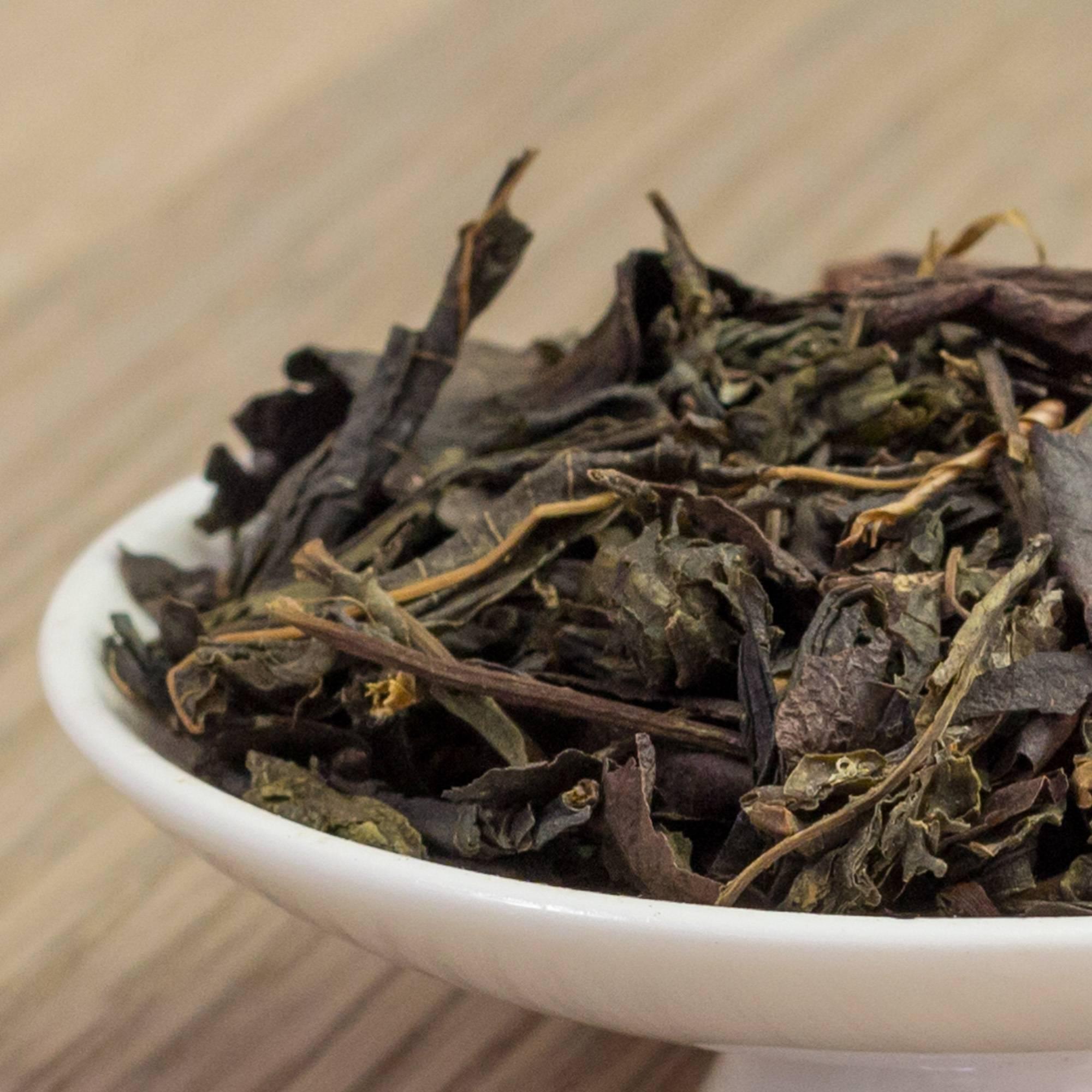 Чай из бадана – традиционный монгольский напиток