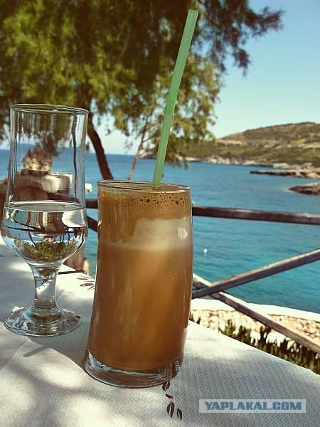 Рецепт приготовления греческого кофе. кофе по-гречески: холодное удовольствие