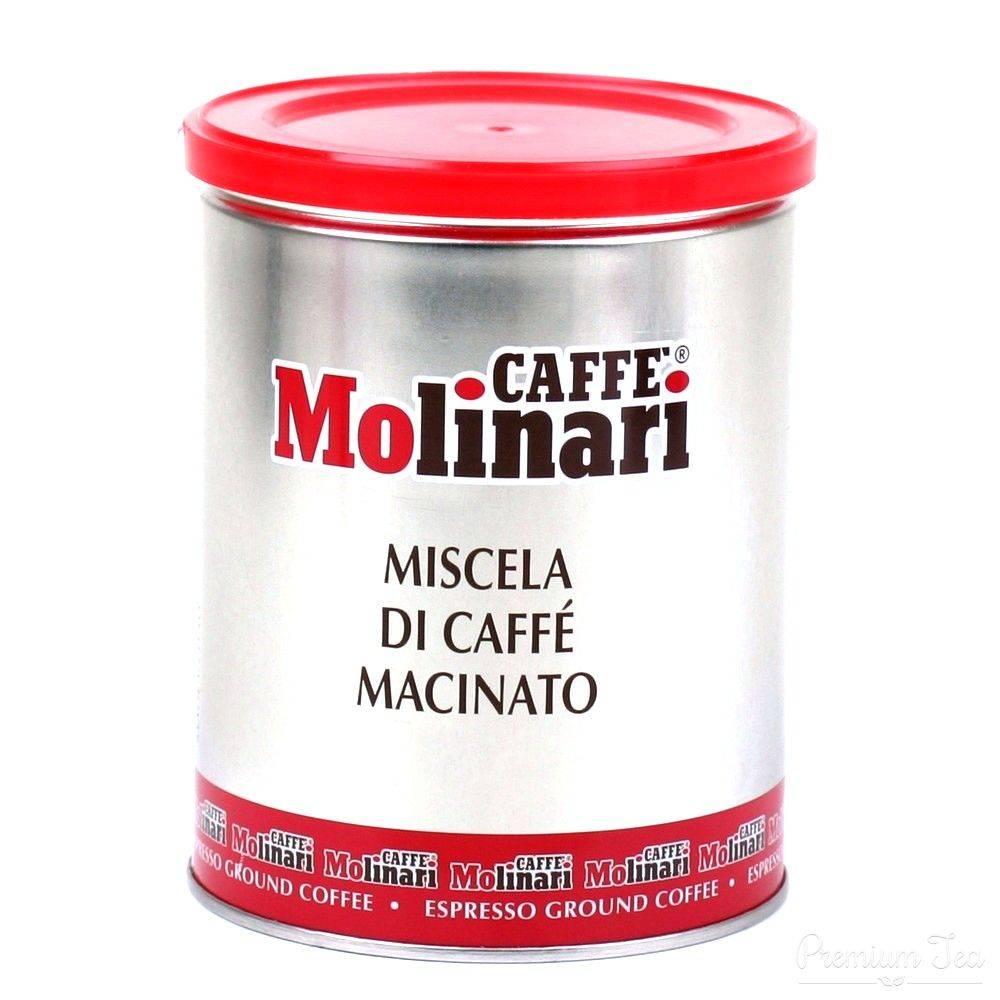 Кофе молинари: история бренда molinari, ассортимент продукции