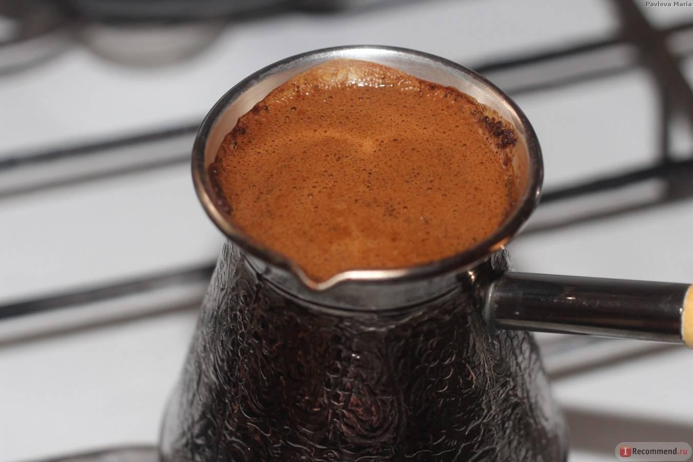 Как вкусно и правильно сварить кофе в турке