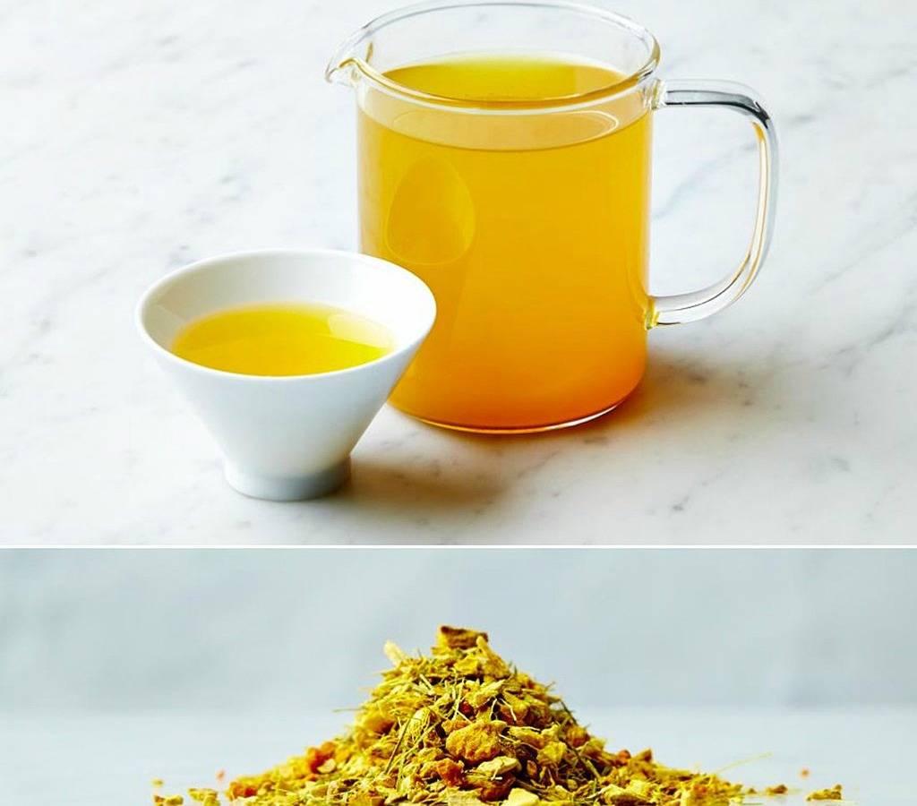 Уникальный рецепт восточного чая с куркумой – еще один секрет красоты и здоровья