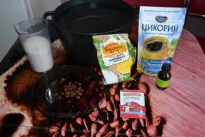 Готовим квас из цикория:быстрые домашние рецепты