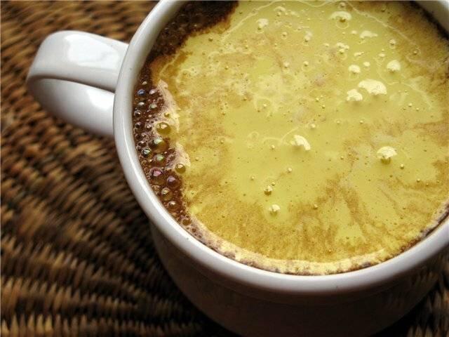 Вот зачем я всегда добавляю в кофе яйцо! удивительный секрет волшебного напитка. - ✉