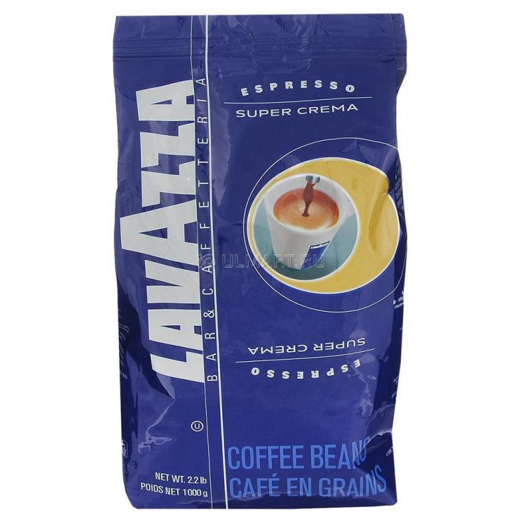 Обзор кофе итальянского бренда lavazza в зернах и молотого для кофемашин - описание и цены