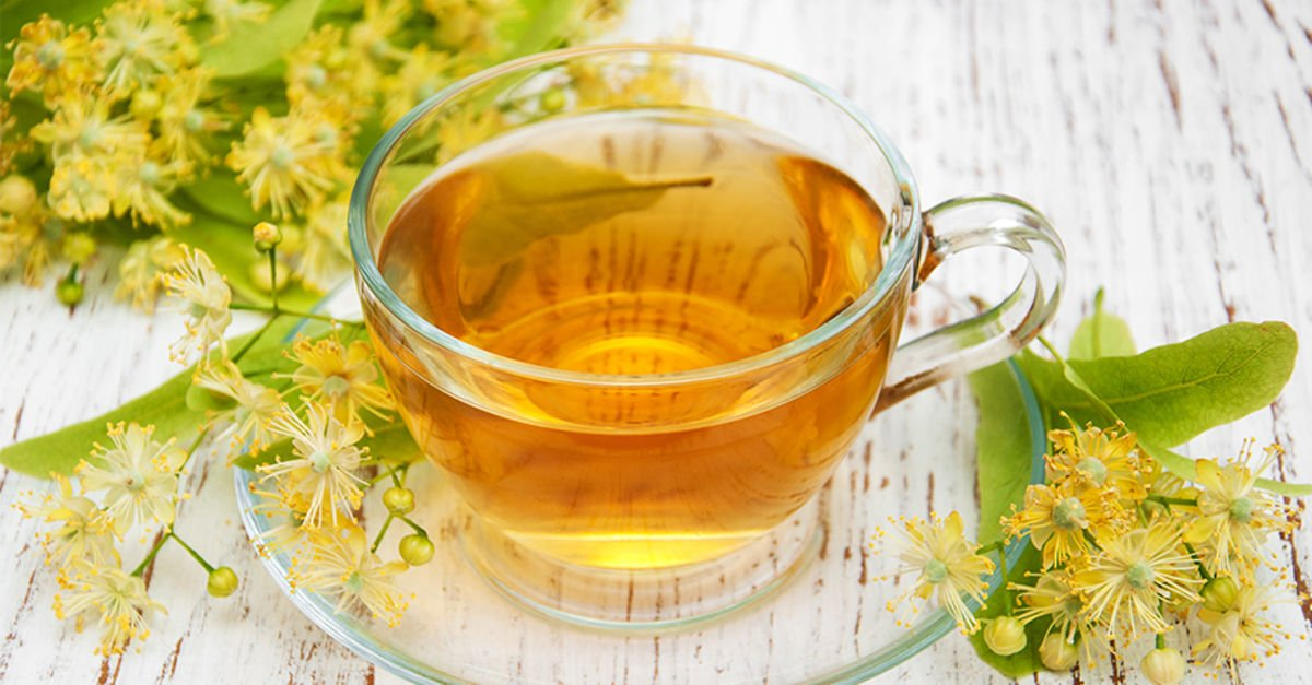 Польза и вред липового чая