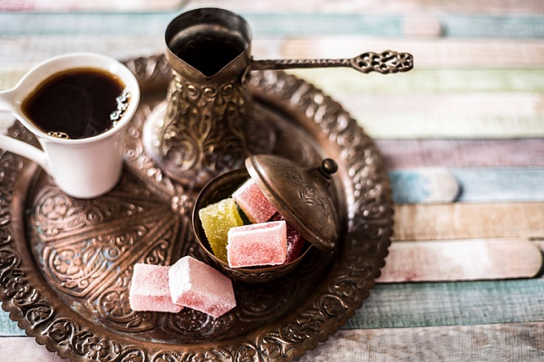 Кофе по-восточному: особенности и рецепты напитка