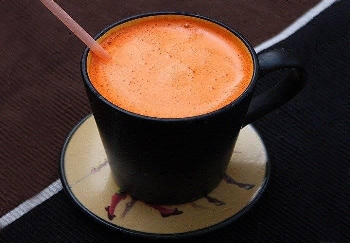 Рецепты приготовления морковного кофе