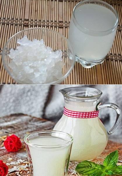 Рисовый квас рецепт с фото пошагово - 1000.menu