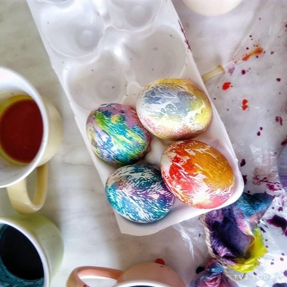 Топ 40 способов покрасить яйца на пасху своими руками в домашних условиях в 2020 году