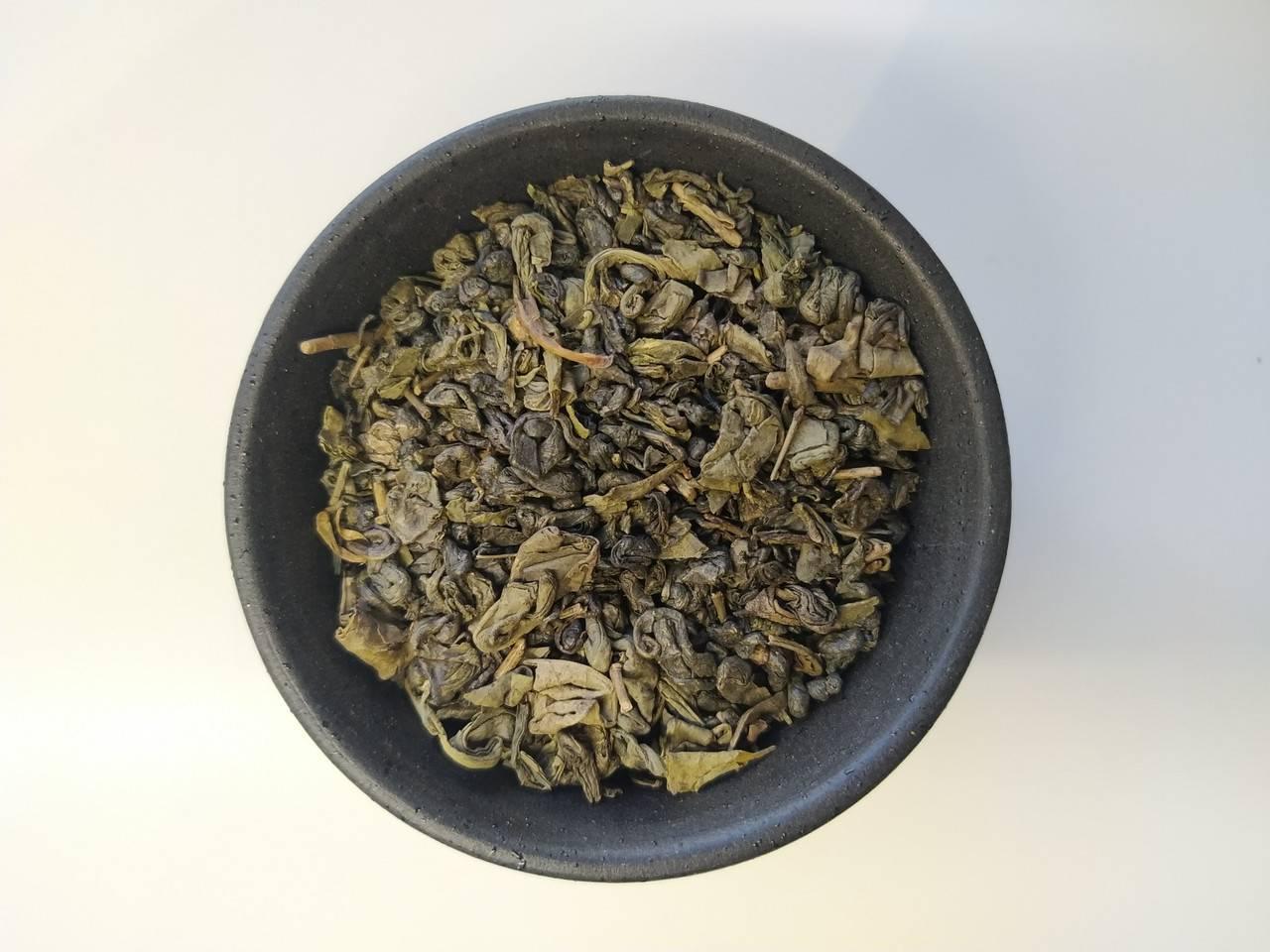 Чай ганпаудер полезные свойства