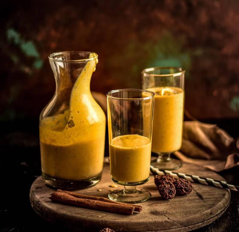 Смузи из тыквы для похудения: рецепты - allslim.ru