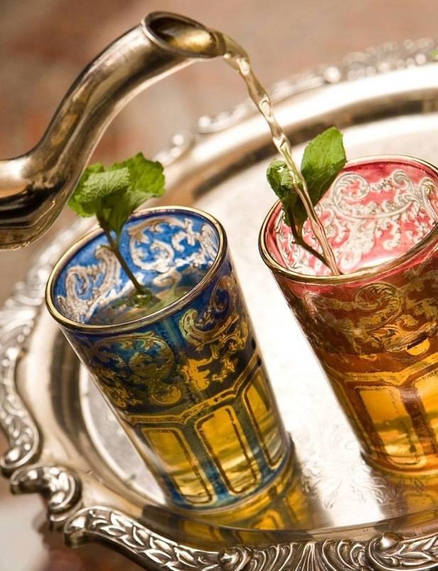 Марокканский чай — напиток удовольствия