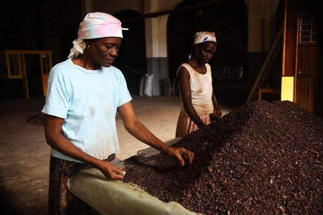 Кот-д'ивуар — республика кот-д'ивуар, государство в западной африке