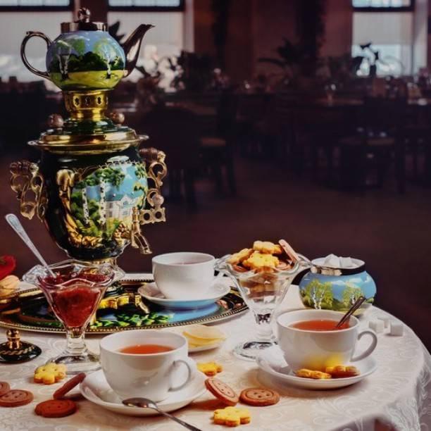 Невероятный рассказ о русском чаепитии: традиций и история чая в россии