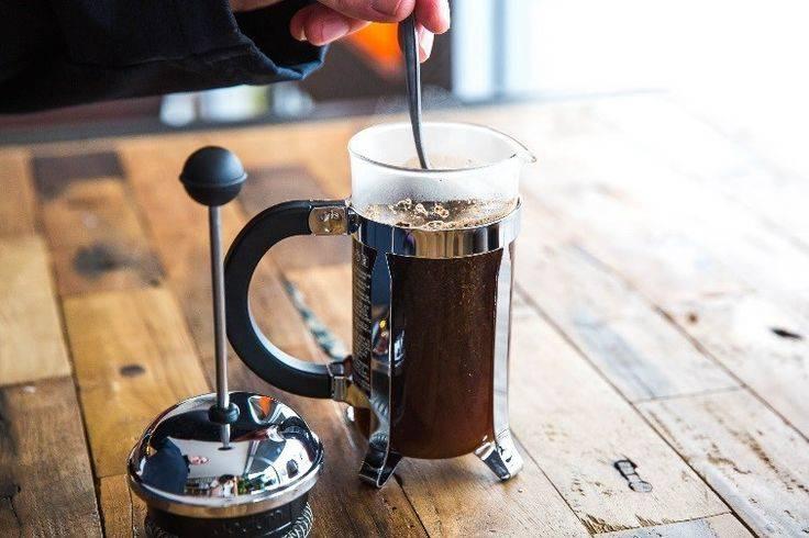 Запаривание во френч-прессе или приготовленный в кофемашине?