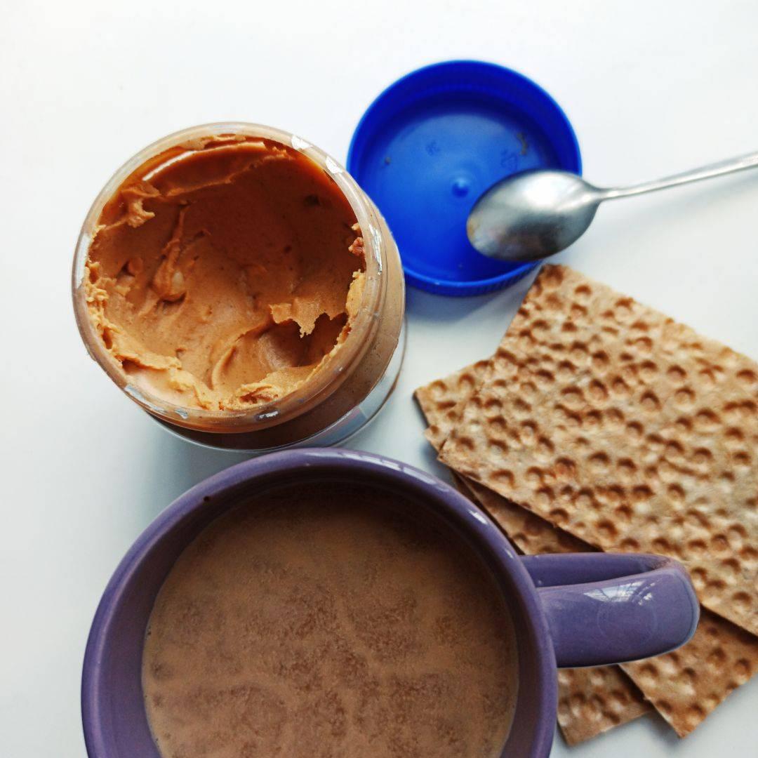 Кето-печенье из арахисовой пасты. 2 простых и вкусных рецепта