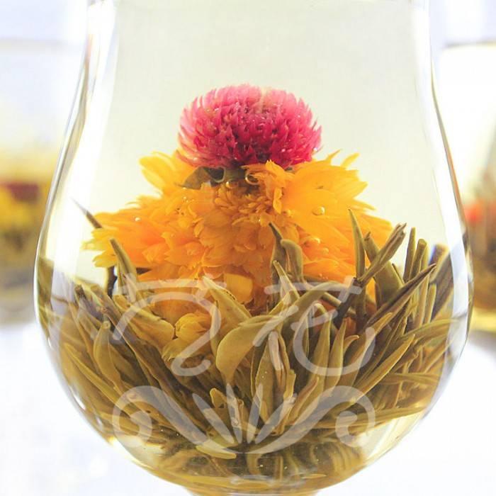 Описание чая связанный чай - чайгик