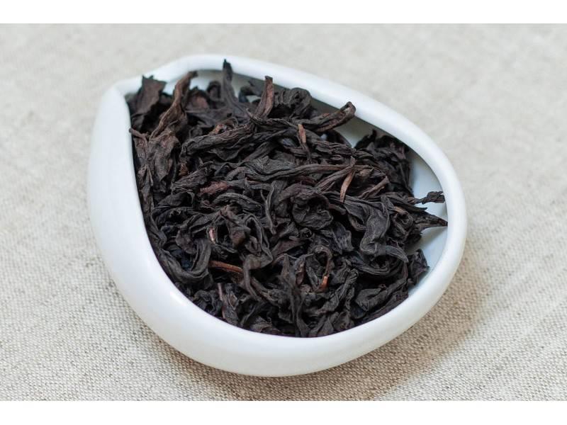 Да хун пао - чай большой красный халат, эффект да хун пао