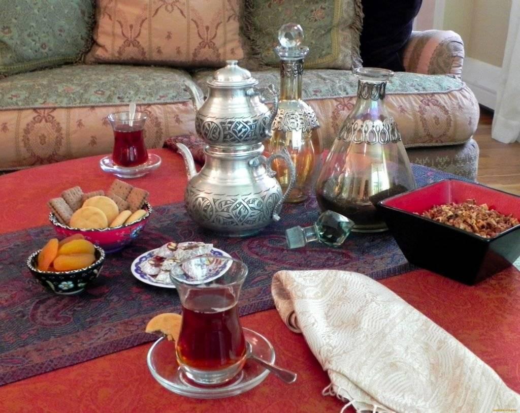 Турецкий чай: описание и виды чая из турции. как заваривать