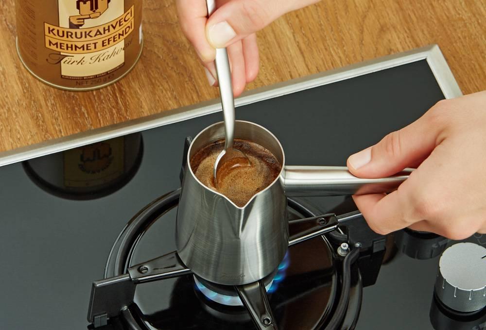 Как сварить кофе без турки и кофеварки