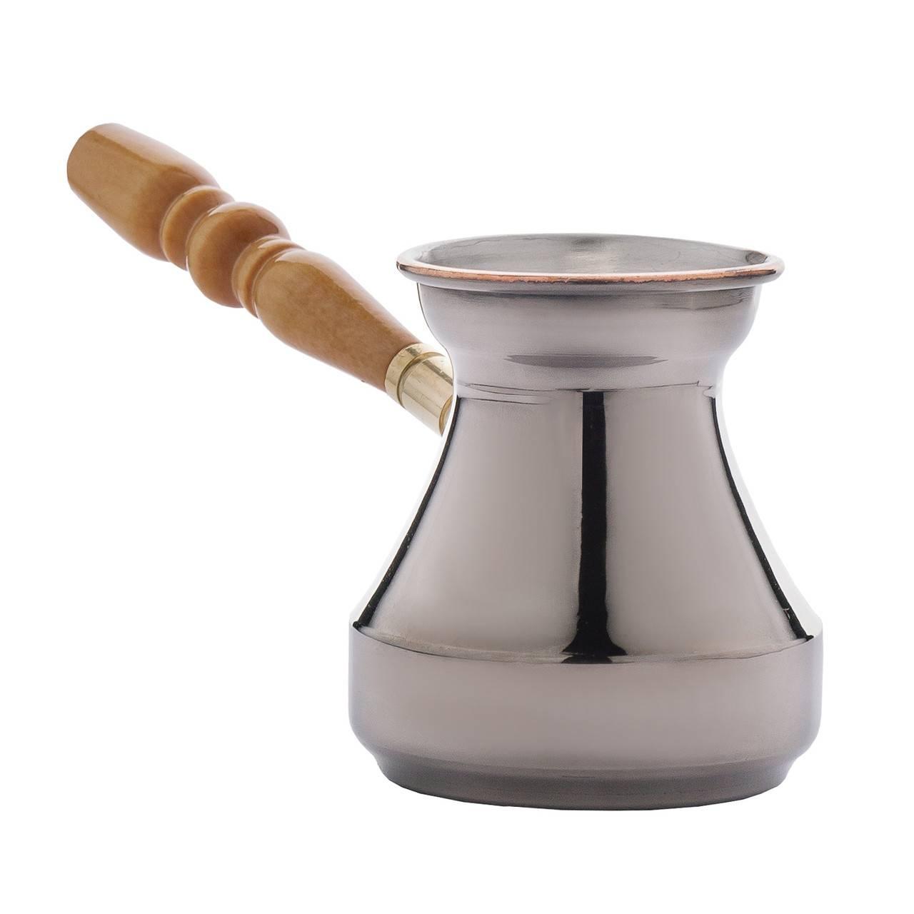 Керамические турки: описание и использование