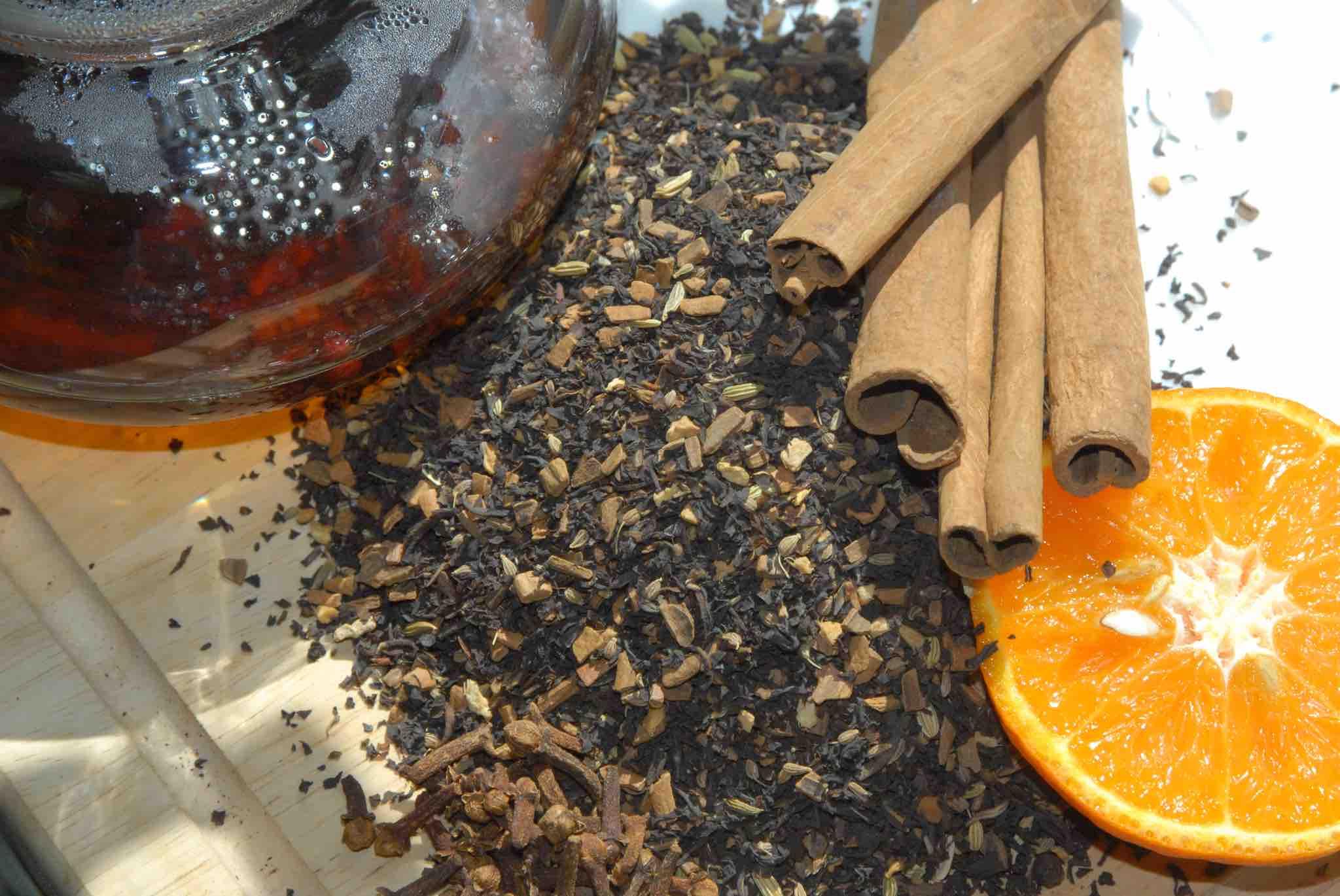 Чай с перцем | великий чайный путь