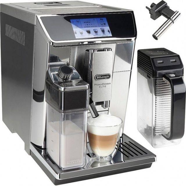 Рейтинг кофемашин для дома с капучинатором