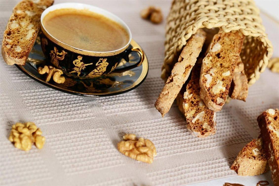 Кофе с орехами - вкус проверенный временем