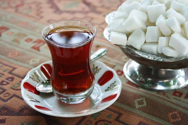 Пакетик чая от диареи