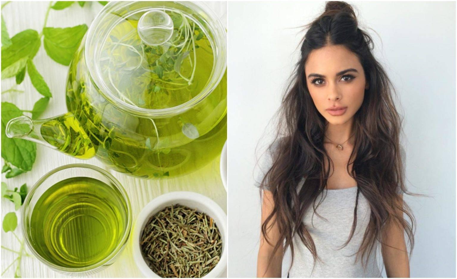 Чай для ухода за кожей лица и тела — будь здоров!