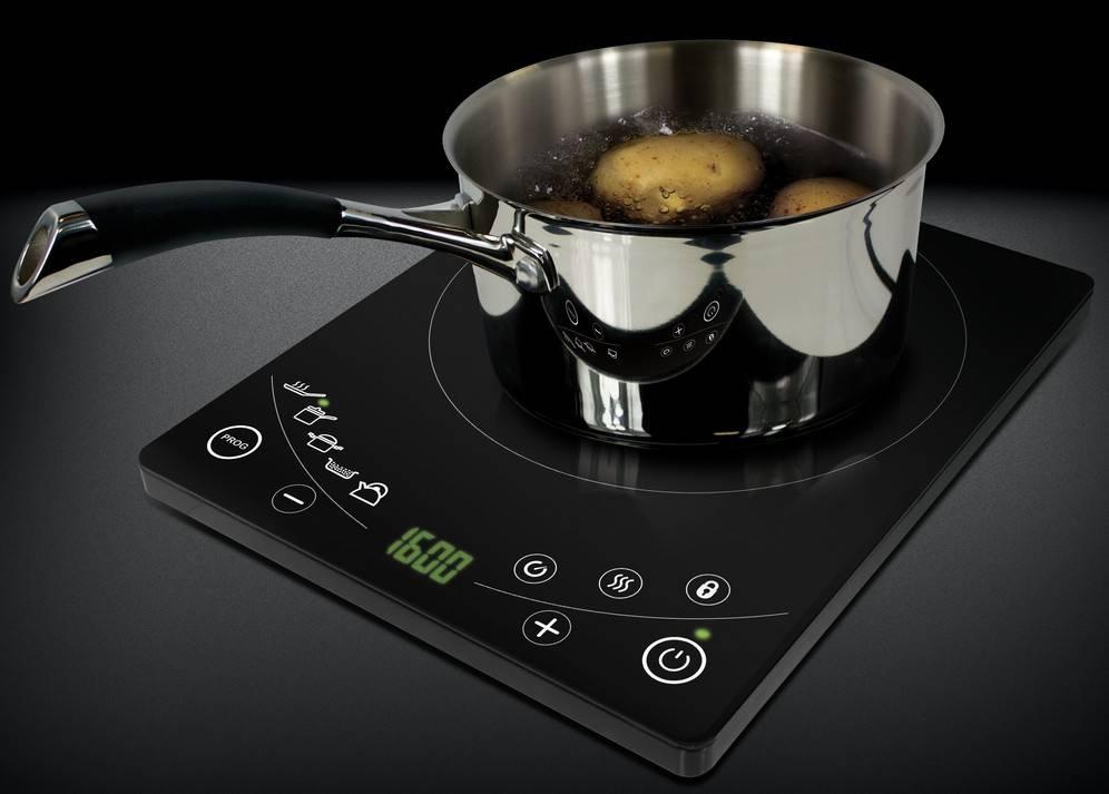 Устройство адаптера для индукционной плиты и советы по выбору диска