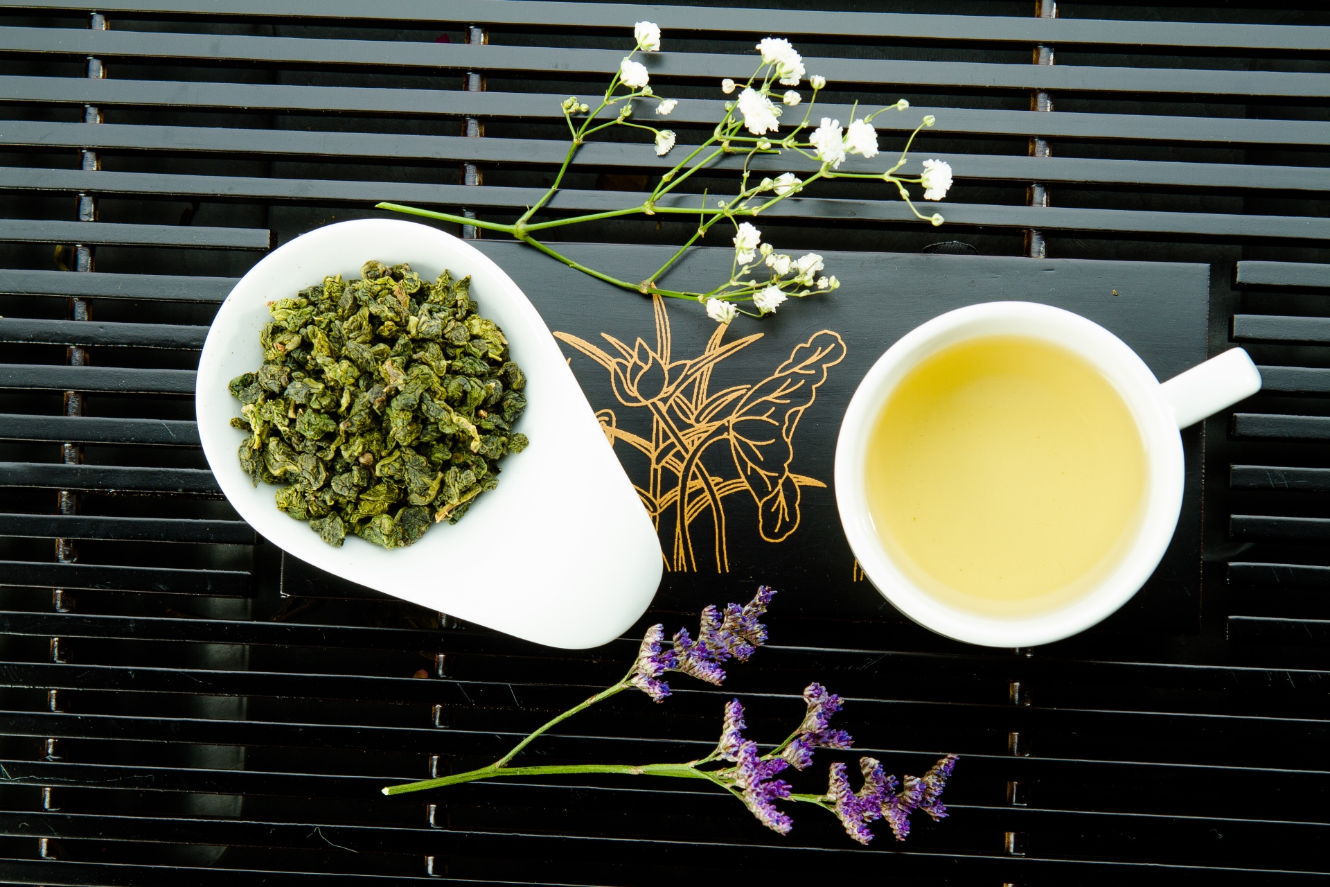 Чай те гуань инь (tie guan yin) эффект, свойства, как заваривать