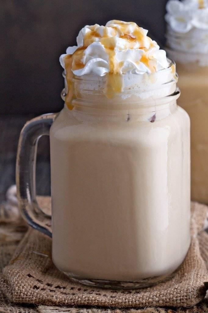 Рецепт кофе фраппучино. карамельный, ледяной, шоколадный фраппучино. калорийность, отзывы, цена