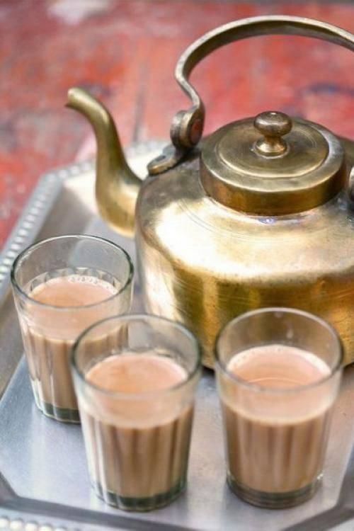 Чай масала - польза и вред, рецепт приготовления без молока