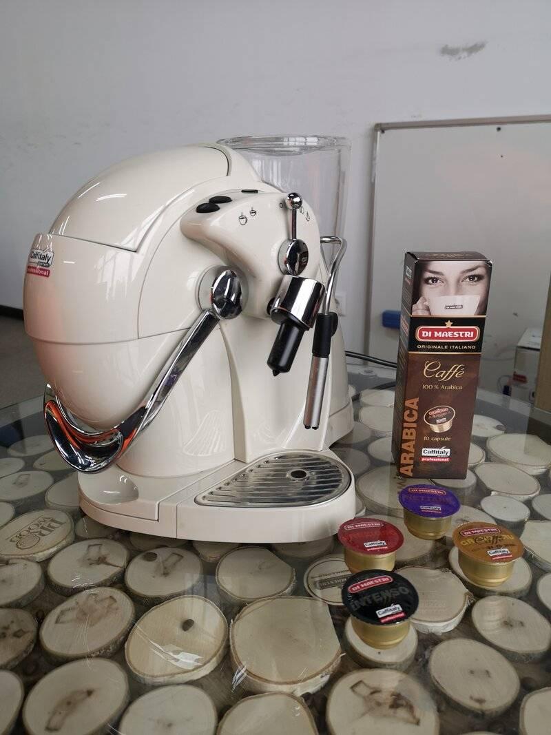 Обзор особенности и характеристик кофемашин di maestri
