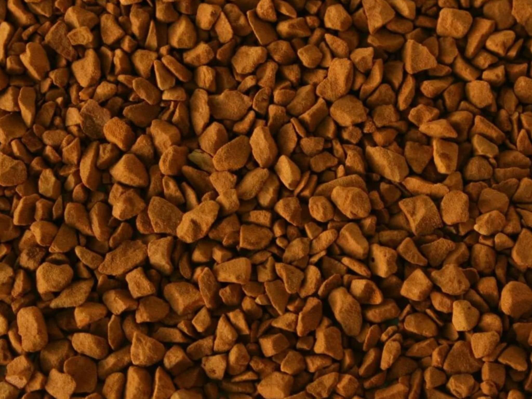 Сублимированный кофе, производство, отличие от растворимого