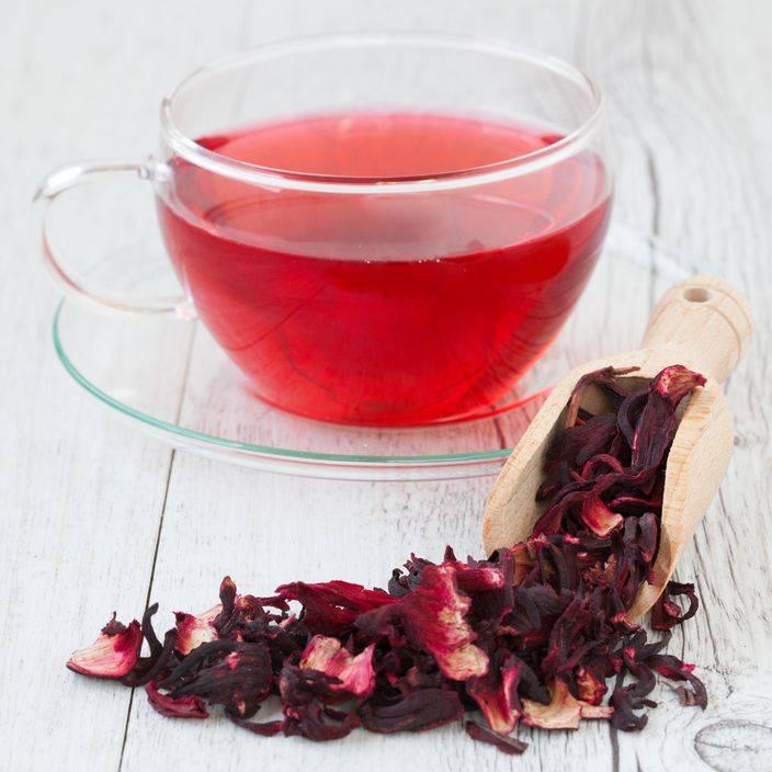 Как заваривать и пить чай каркаде для похудения: советы и тонкости