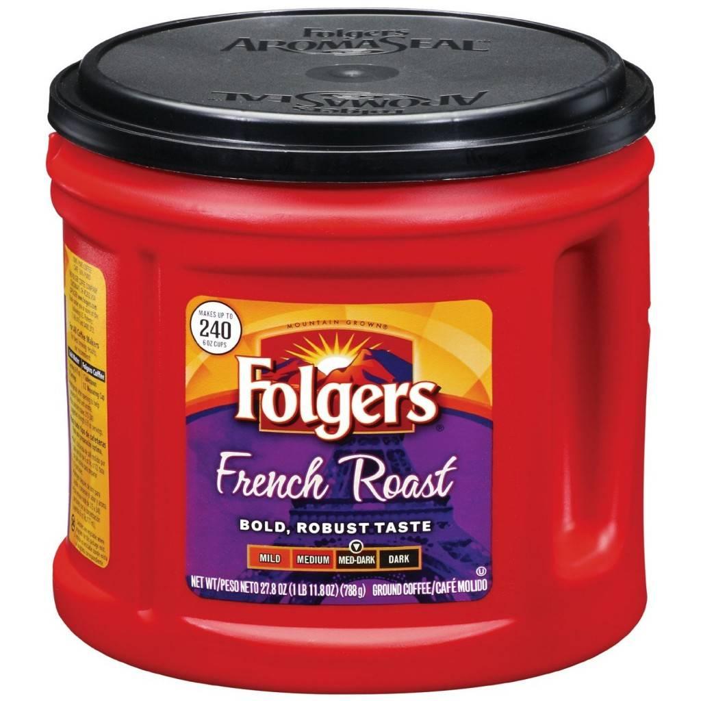 Кофе фолджерс (folgers): описание, история и виды марки