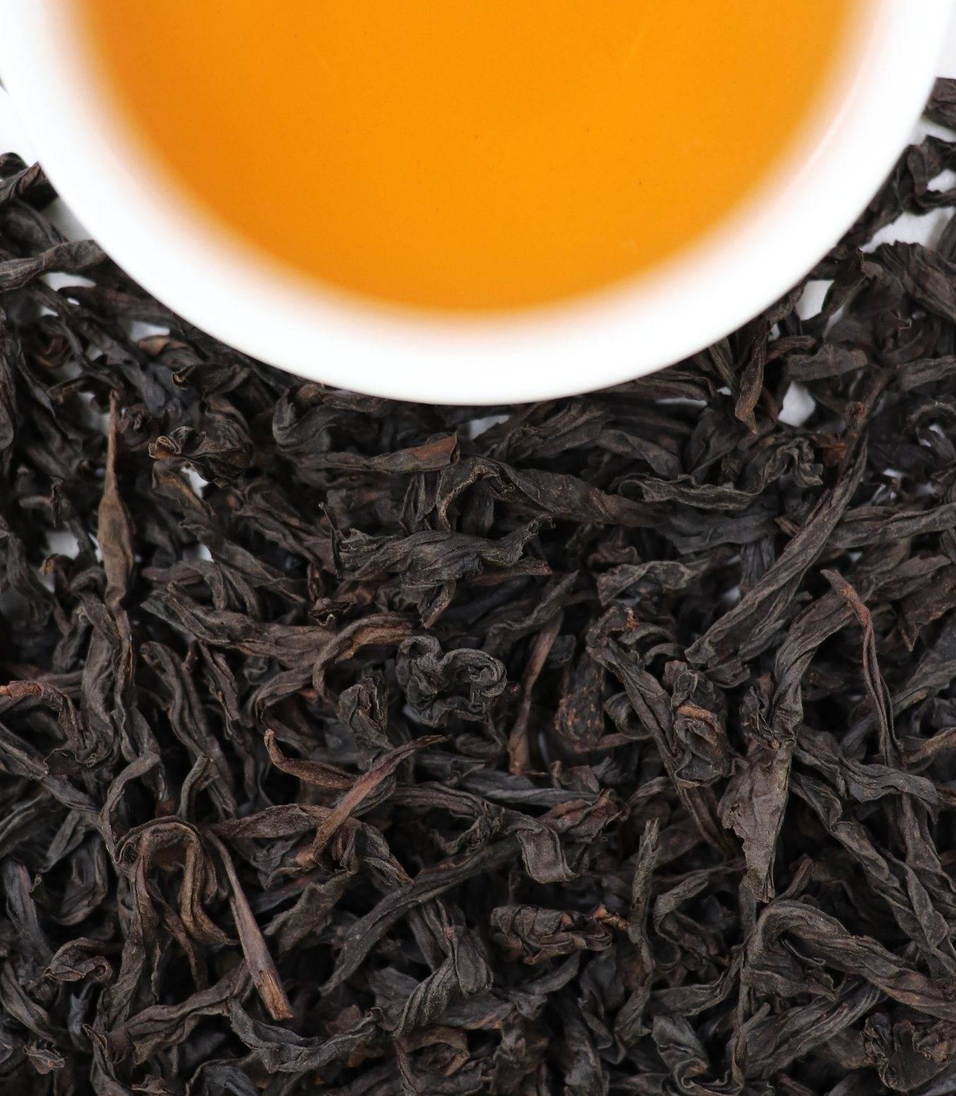 Лапсанг сушонг полезные свойства чая