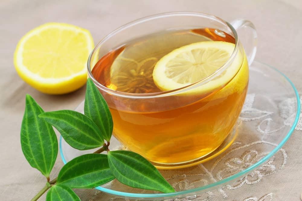 Черный чай с лимоном: польза и вред, рецепт с имбирем, отзывы