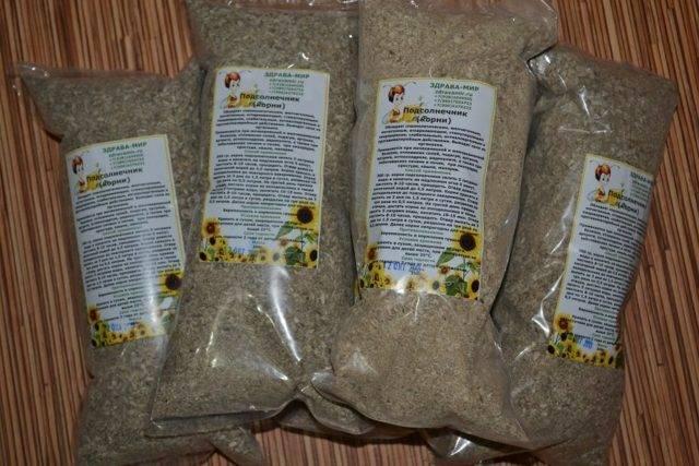 Использование лечебных свойств корней подсолнуха